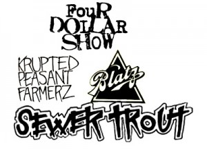 Tennco Presents: Four Dollar Show – Episode 1: West Coast Explosion