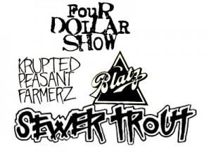 Tennco Presents: Four Dollar Show – Episode 1: West Coast Explosion