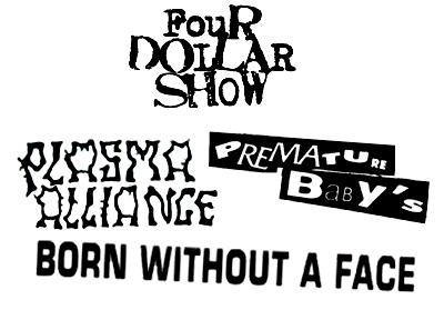 Tennco Presents: Four Dollar Show – Episode 3 : Plasma Babies Without A Face