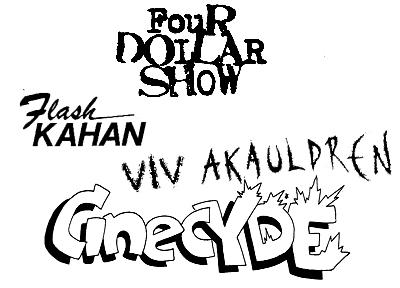 Tennco Presents: Four Dollar Show – Episode 6 : Sitting through it